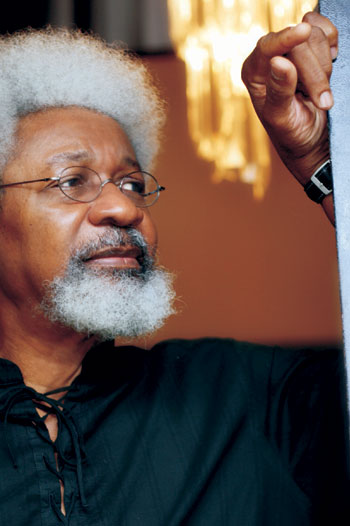 Wole Soyinka, International Humanist Award recipient 2014