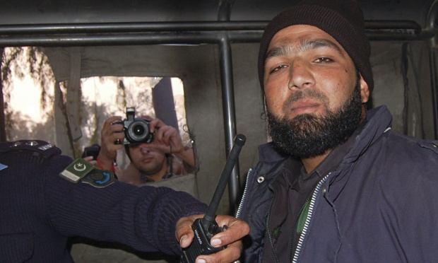 Mumtaz Qadri on his arrest in 2011