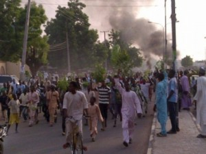 Protests in Kano in May