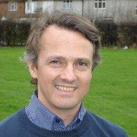Carl Blackburn, new Chief Executive at the IHEU