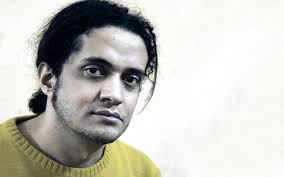 "Ashraf Fayadh, sentenced to die for ""apostasy"" after being accused of ""promoting atheism"" in his poetry"