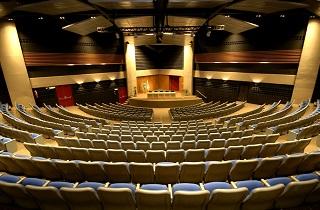 Reboucas Convention Center, main auditorium