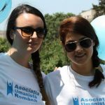 Humanists in Romania mark World Humanist Day by promoting their humanist association on the streets of Bucharest.
