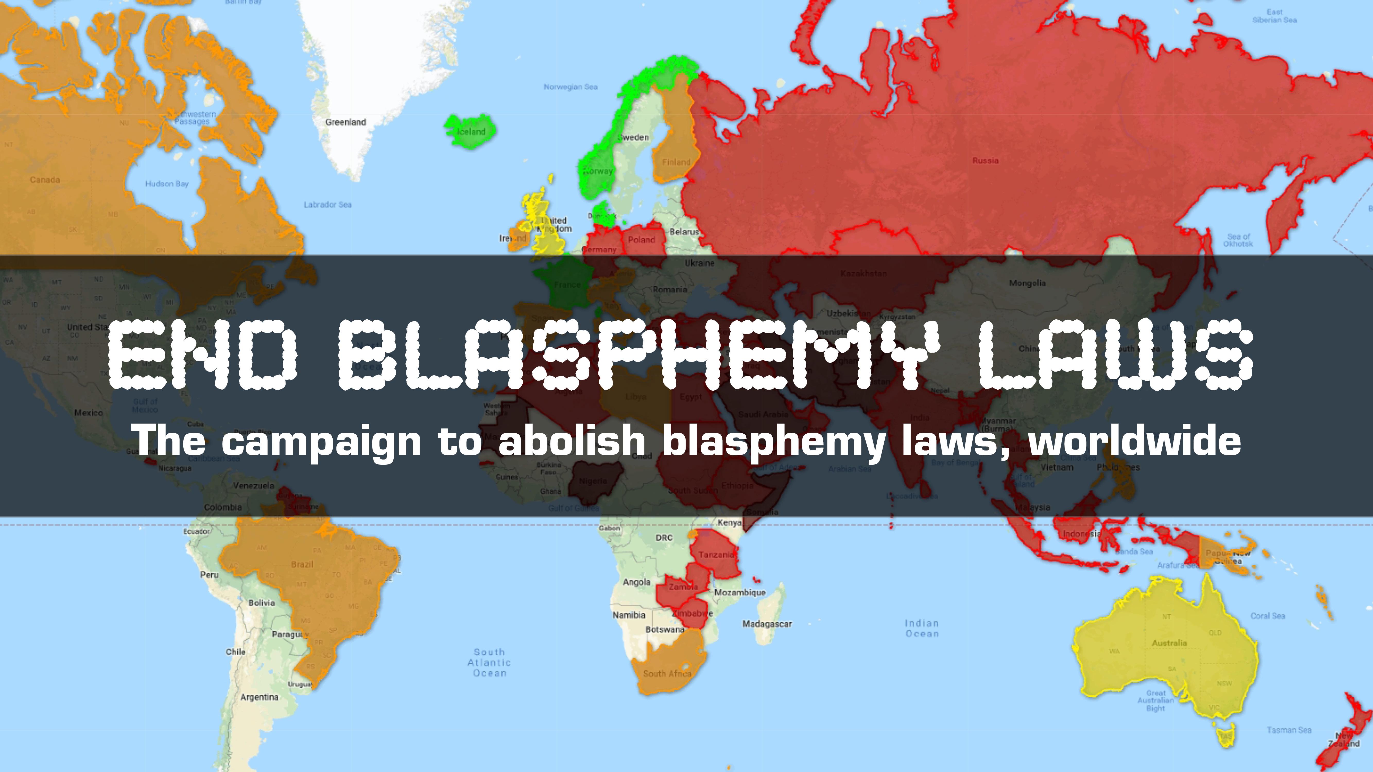 I a blasphemy law 1