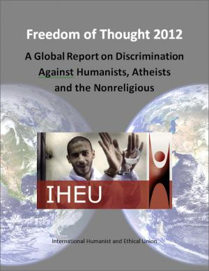IHEU Freedom of Thought 2012 report cover