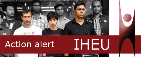 Take action - Atheist bloggers persecuted in Bangladesh